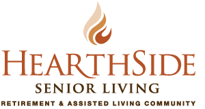 logo hearthside senior living image