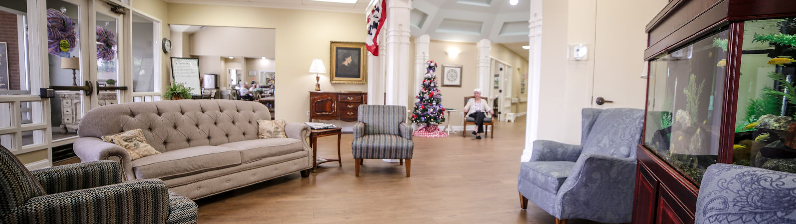 Hearthside Senior Living Common Area